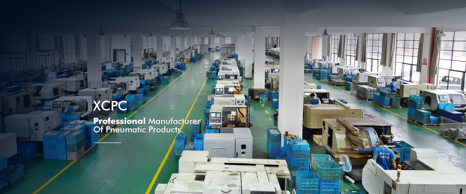 XCPC Pneumatic Cylinder Air Soruce Treatment Units Directional Valve